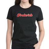 Retro Frederick (Red) Tee