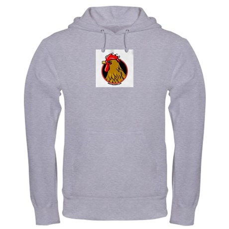 Cockmaster Brand Hooded Sweatshirt