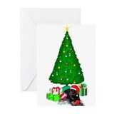 Rottweiler Greeting Cards (Pk of 10)