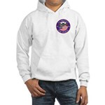 Mason Police Officer Hooded Sweatshirt