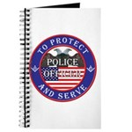 Mason Police Officer Journal