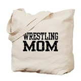 Wrestling Mom Tote Bag