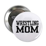 "Wrestling Mom 2.25"" Button"