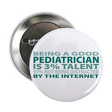 """Good Pediatrician 2.25"""" Button"""