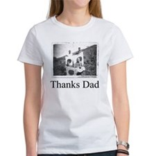 Thanks Dad Tee