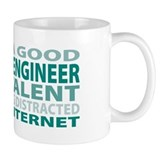 Good Nuclear Engineer Mug