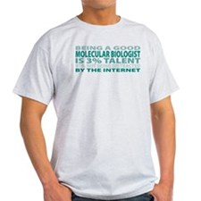 Good Molecular Biologist T-Shirt