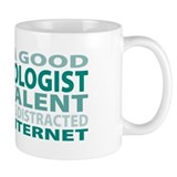 Good Meteorologist Small Mug