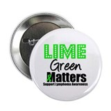 "Lime Green Matters 2.25"" Button"