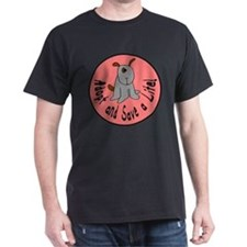 Adopt and Save a Life-Dog T-Shirt