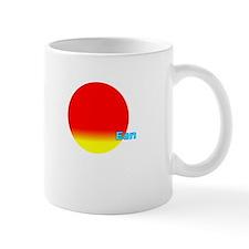 Ean Small Mug