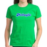 Retro Mckayla (Blue) Tee