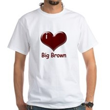 I heart Big Brown Shirt