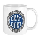 Gray-Dort Coffee Mug
