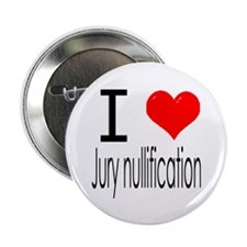 "jury nullification 2.25"" Button (100 pack)"