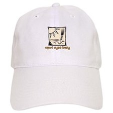 Support Organic Farming Baseball Cap
