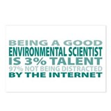 Good Environmental Scientist Postcards (Package of