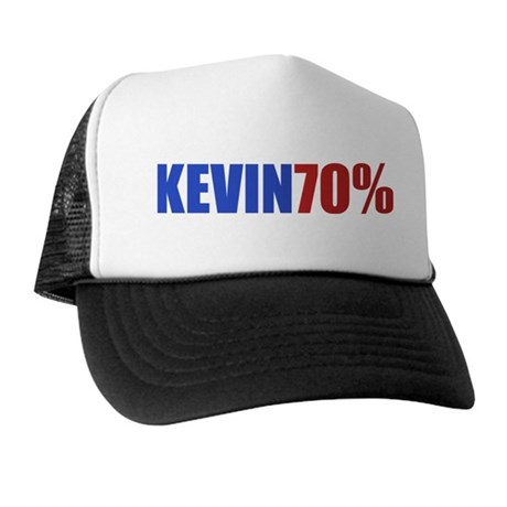 Kevin70% Trucker Hat