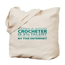 Good Crocheter Tote Bag