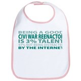 Good Civi War Reenactor Bib