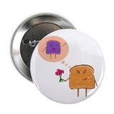"PBJ love - 2.25"" Button"