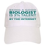 Good Biologist Baseball Cap
