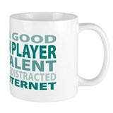 Good Bassoon Player Coffee Mug
