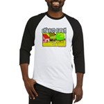 Chicken Ranch Farm Texas Baseball Jersey
