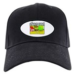 Chicken Ranch Farm Texas Black Cap