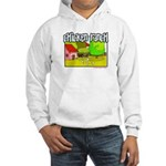 Chicken Ranch Farm Texas Hooded Sweatshirt