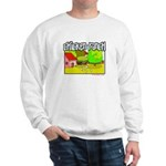 Chicken Ranch Farm Texas Sweatshirt
