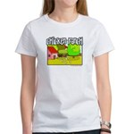 Chicken Ranch Farm Texas Women's T-Shirt