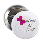 """Class Of 2015 2.25"""" Button"""