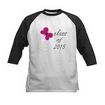 Class Of 2015 Kids Baseball Jersey