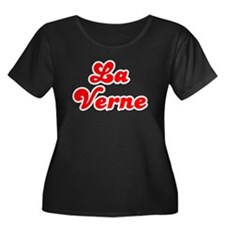 Retro La Verne (Red) T