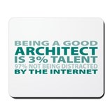 Good Architect Mousepad