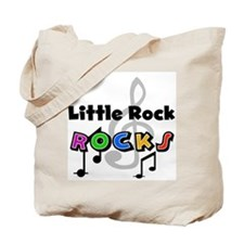 Little Rock Rocks Tote Bag