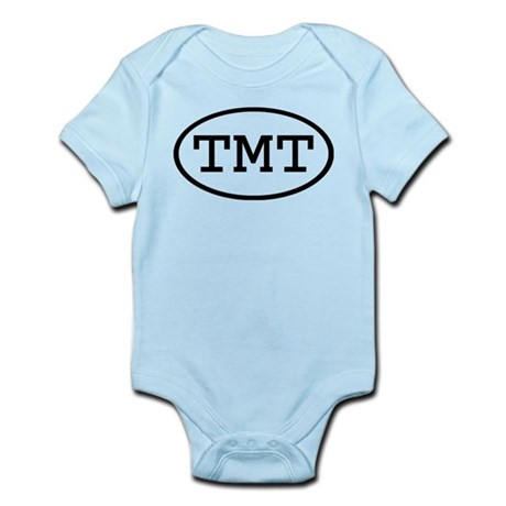 TMT Oval Infant Bodysuit