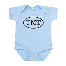 TMT Oval Onesie