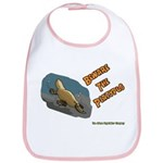 Beware The Platypus Bib