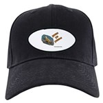 Beware The Platypus Black Cap