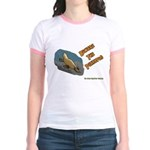 Beware The Platypus Jr. Ringer T-Shirt