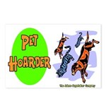 Pet Hoarder Postcards (Package of 8)