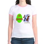 Pet Hoarder Jr. Ringer T-Shirt