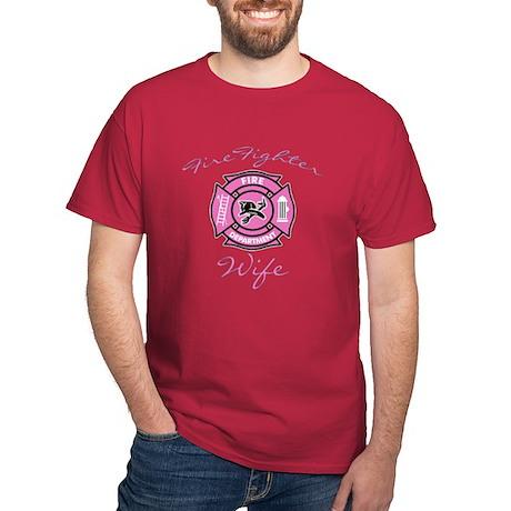 Firefighter Wife Dark T-Shirt