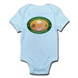 Respiratory Therapy Team Infant Bodysuit