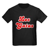 Retro Los Gatos (Red) T