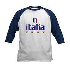 Italia t-shirts 4 Star Italia Soccer Tee