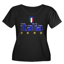 Italia t-shirts 4 Star Italia Soccer T