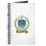 BARIL Family Crest Journal